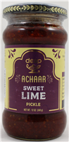 Sweet Lime Pickle 12oz