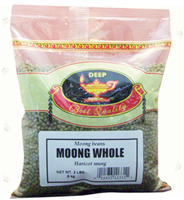 Indian Grocery - Moong Whole 2lb