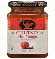 Chutney Hot Mango 10.5oz