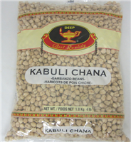 Indian Grocery - Kabuli Chana 4lb