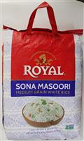 Sona Masoori Rice 20 lb