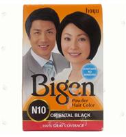 Bigen Dye Black Powder