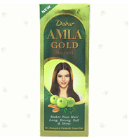 Amla Gold Hair Oil 7 oz.