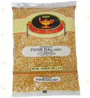 Indian Grocery - Toor Dal Dry 2 lb