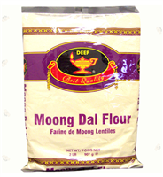 Indian Grocery - Moong Dal Flour 2lb