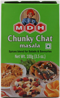 Chat Masala 3.5oz.
