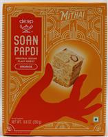 Soan Papdi – Orange 8.8 Oz