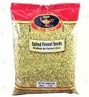 Salted Fennel Seeds 7 oz.