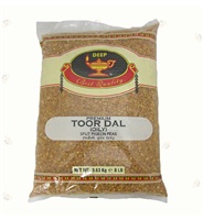 Indian Grocery - Toor Dal Oily 8lb