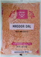 Indian Grocery - Masoor Dal 4 lb