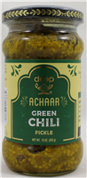 Green Chilli Pickle 10oz