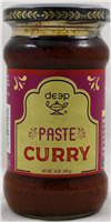 Indian Grocery - Curry Paste 10oz