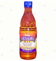 Sesame Oil 17.5 Floz (500ml)