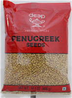 Fenugreek Seeds 14 oz.