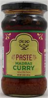 Madras Curry Paste 10oz