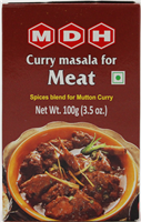 Meat Curry Masala 3.5 oz.