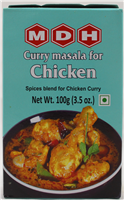 Chicken Curry Masala 3.5 oz