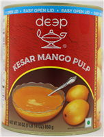 Kesar Mango Pulp 30oz Easy Open Lid