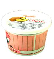 Cup Chikoo Ice Cream
