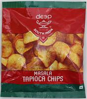 Masala Tapioca Chips 7oz