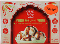 Deep Dahi Vada 10p-9oz