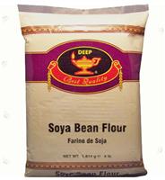 Indian Grocery - Soy.Ben.Flour 4lb