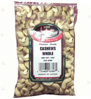 Cashew Whole 7oz