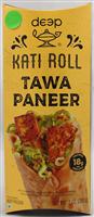 Kati Roll Tawa Paneer 7oz