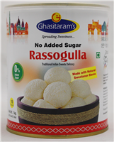 Rassogulla No Sugar 2.2Lb