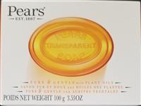 Pears Transparent Soap 3.5oz