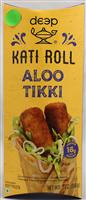 Kati Roll Aloo Tikki 7oz