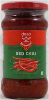 Red Chilli Pickle 10.5oz.