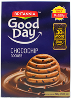 Good Day Chocochips 25.39Oz