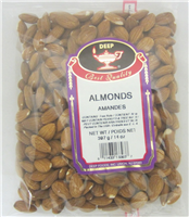 Indian Grocery - Almond  14oz