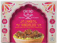 Lamb Vindaloo w/Turmeric Rce 9.5 oz
