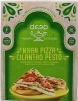 Cilantro Pesto Naan Pizza 7.4oz