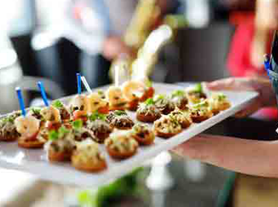 Event catering in the Caribbean and Latin America by GCG Group