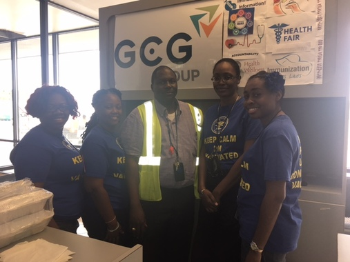 Safety Coordinator with Virgin Island Department of Health Employees