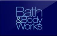 Bath & Body Works Gift Cards
