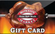 Boston Market Gift Cards