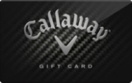 Callaway Golf Gift Cards