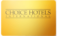 Choice Hotels International Gift Cards