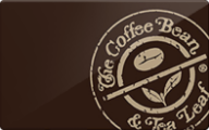 Coffee Bean & Tea Leaf Gift Cards