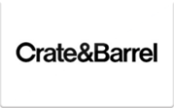 Crate & Barrel Gift Cards