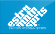 Eastern Mountain Sports Gift Cards