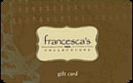 Francesca's Gift Cards