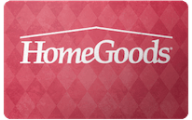 Home Goods Gift Cards