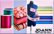 JoAnn Fabrics Gift Cards