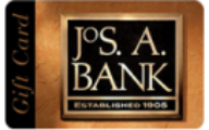 Joseph A Bank Gift Cards