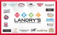 Landry's Restaurants Gift Cards